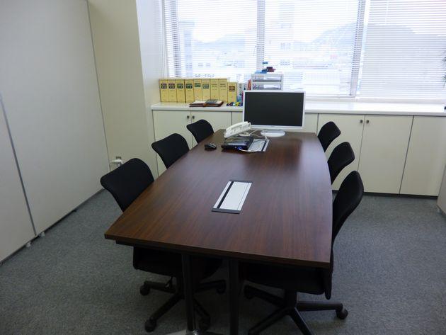 尾道支店・事務所会議室 (2)