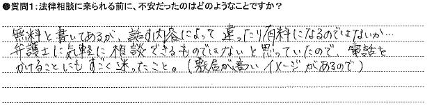 20140911アンケート広島本店①